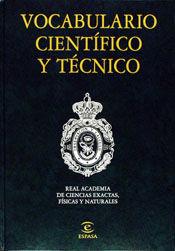 VOCABULARIO CIENTÍFICO Y TÉCNICO