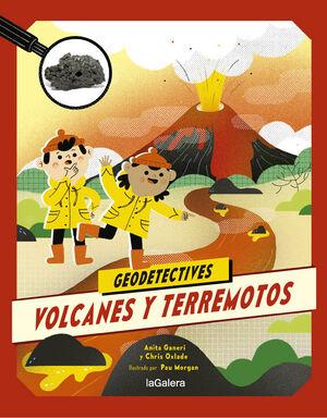GEODETECTIVES 2 VOLCANES Y TERREMOTOS