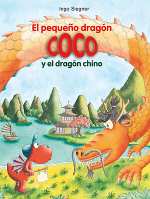 EL PEQUEÑO DRAGÓN COCO Y EL DRAGÓN CHINO