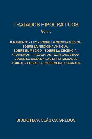 TRATADOS HIPOCRATICOS I