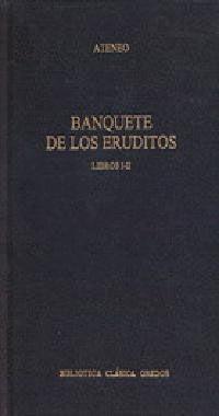 BANQUETE ERUDITOS LIBROS I-II