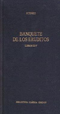 BANQUETE ERUDITOS LIBROS III-V
