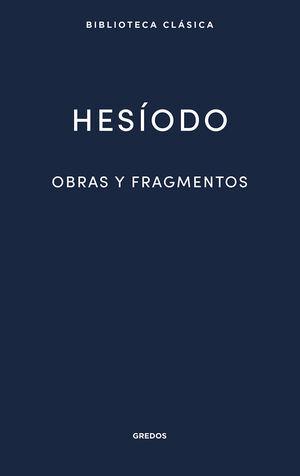 22BC. OBRAS Y FRAGMENTOS