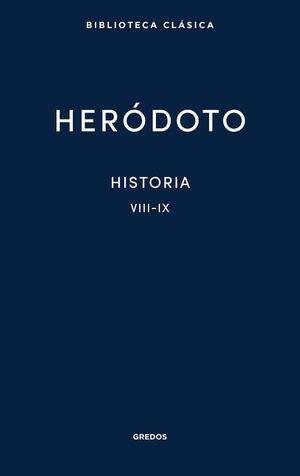 HISTORIA VIII - IX