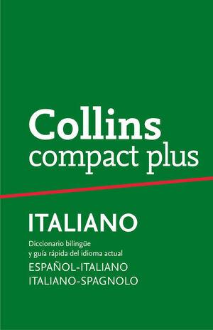 DICCIONARIO COMPACT PLUS ITALIANO (COMPACT PLUS)
