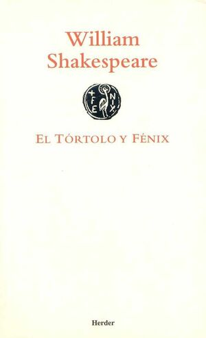 EL TÓRTOLO Y FÉNIX