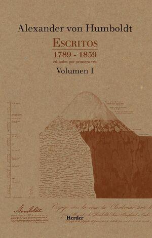ESCRITOS 1789-1859. VOL. I