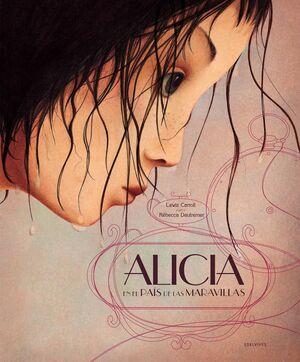 ALICIA EN EL PAIS DE LAS MARAVILLAS (ALBUM)