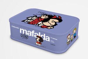 LAS TIRAS DE MAFALDA (CAJA METALICA)
