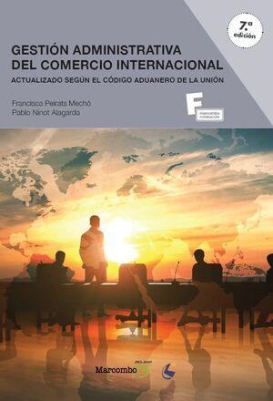 GESTION ADMINISTRATIVA DEL COMERCIO INTERNACIONAL CFGS