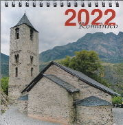 CALENDARIO -2022 MESA ROMANICO