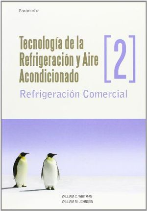 TECNOLOGÍADELAREFRIGERACIÓNYAIREACONDICIONADOTOMOII.REFRIGERACIÓNCOMER