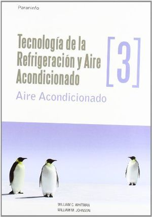TECNOLOGÍADELAREFRIGERACIÓNYAIREACONDICIONADOTOMOIII.AIREACONDICIONADO