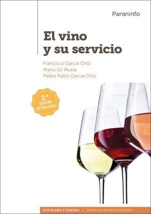 EL VINO Y SU SERVICIO 2.ª EDICIÓN