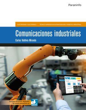 COMUNICACIONES INDUSTRIALES (TÉCNICO SUPERIOR EN AUTOMATIZACIÓN Y ROBÓTICA INDUSTRIAL)