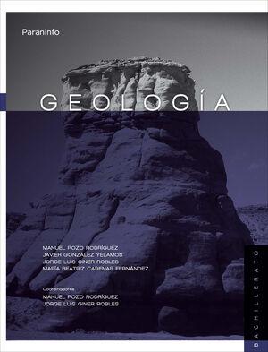 GEOLOGIA  BACHILLERATO