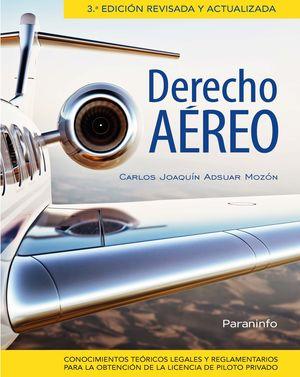 DERECHO AÉREO 3.ª EDICIÓN