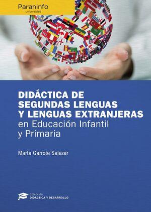 DIDÁCTICA DE SEGUNDAS LENGUAS Y LENGUAS EXTRANJERAS EN EDUCACIÓN INFANTIL Y PRIM