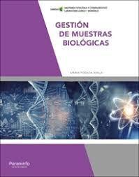 GESTIÓN DE MUESTRAS BIOLÓGICAS