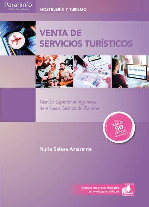 VENTA DE SERVICIOS TURÍSTICOS