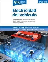 ELECTRICIDAD DEL VEHÍCULO 2.ª EDICIÓN