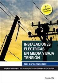 INSTALACIONES ELECTRICAS EN MEDIA Y BAJA TENSION 2020