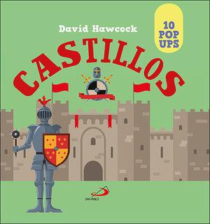 CASTILLOS. 10 POP UPS