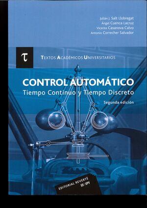 CONTROL AUTOMATICO. TIEMPO CONTINUO Y TIEMPO DISCRETO