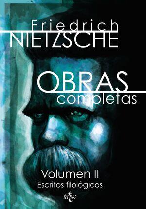 OBRAS COMPLETAS VOL 2 ESCRITOS FILOLOGICOS