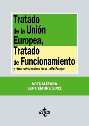 TRATADO DE LA UNION EUROPEA, TRATADO DE FUNCIONAMIENTO