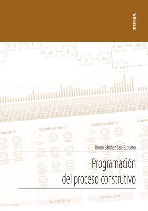 PROGRAMACIÓN DEL PROCESO CONSTRUCTIVO
