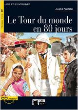 LE TOUR DU MONDE EN 80 JOURS+CD