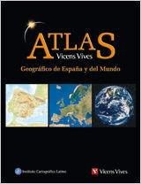 ATLAS GEOGRAFICO ESPAÑA Y MUNDO