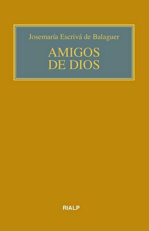 AMIGOS DE DIOS (BOLSILLO, RUSTICA, COLOR)