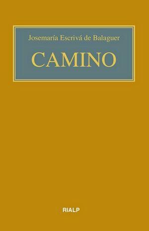 CAMINO (BOLSILLO, RUSTICA, COLOR)