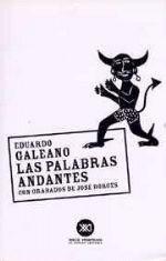 LAS PALABRAS ANDANTES GRABADOS BORGES