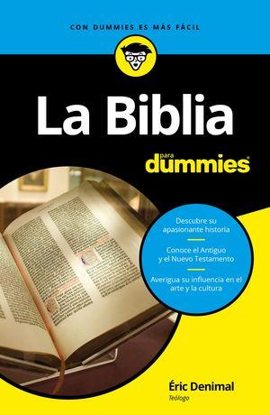 LA BIBLIA PARA DUMMIES