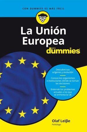 LA UNIÓN EUROPEA PARA DUMMIES