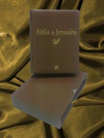 BIBLIA DE JERUSALÉN 4ª EDICIÓN MANUAL TOTALMENTE REVISADA - MODELO 2