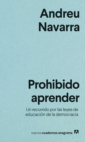 PROHIBIDO APRENDER