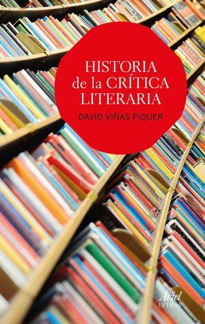 HISTORIA DE LA CRITICA LITERARIA