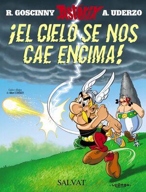 CIELO SE NOS CAE ENCIMA (ASTÉRIX, 33)