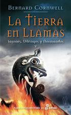 LA TIERRA EN LLAMAS V. SAJONES, VIKINGOS Y NORMANDOS
