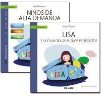 GUIA: NIÑOS DE ALTA DEMANDA + CUENTO: LISA Y LA CAJA DE LOS BUENO