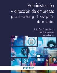 ADMINISTRACION Y DIRECCION DE EMPRESAS PARA EL MARKETING E INVEST
