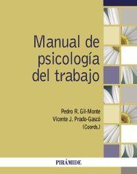 MANUAL DE PSICOLOGÍA DEL TRABAJO