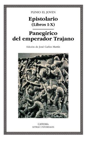 EPISTOLARIO (LIBROS I-X): PANEGÍRICO DEL EMPERADOR