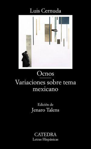 OCNOS/ VARIACIONES SOBRE TEMA MEXICANO