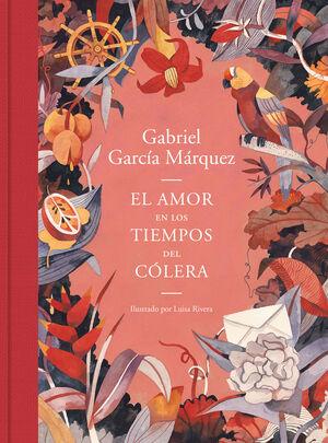 EL AMOR EN LOS TIEMPOS DEL COLERA (ED.ILUSTRADA)