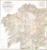 CARTA GEOMETRICA DE GALICIA